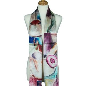 Cashmere Silk Scarf - Don Castillo Design by VIDA VIDA QM5jZ5e